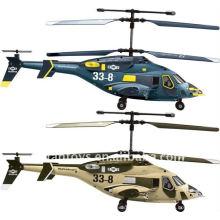 JXD 338 Sky Wolf helicóptero de controle de rádio com construído em Gyro
