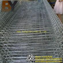 Valla de alambre de doble valla