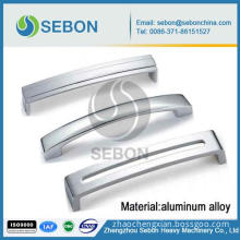 Customized precision die-cast aluminum alloy furniture casting parts handle