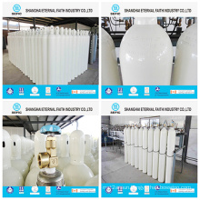 Medical Used Oxygen Gas Cylinder (ISO9809)