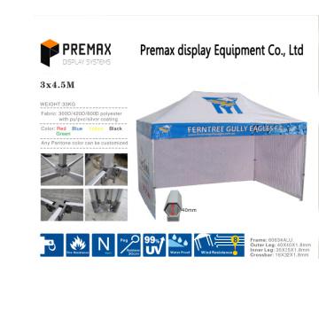 Профессиональная выставка-ярмарка Алюминиевая складная палатка, беседка, поп / легкая палатка с ценой заводов в Китае
