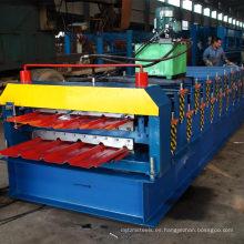 XN 840 + 900 esmaltado y piso piso doble capa de metal que hace la maquinaria