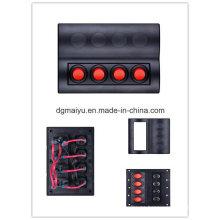 Etiquetado Boat Rocker Switch Carling Light-Hear Diff Lock