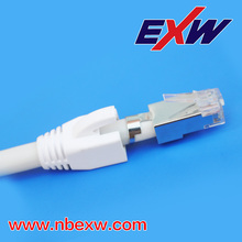 RJ45 Male Connector Cat.6A