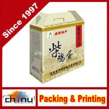 Caixa de papel de embalagem de impressão (1215)