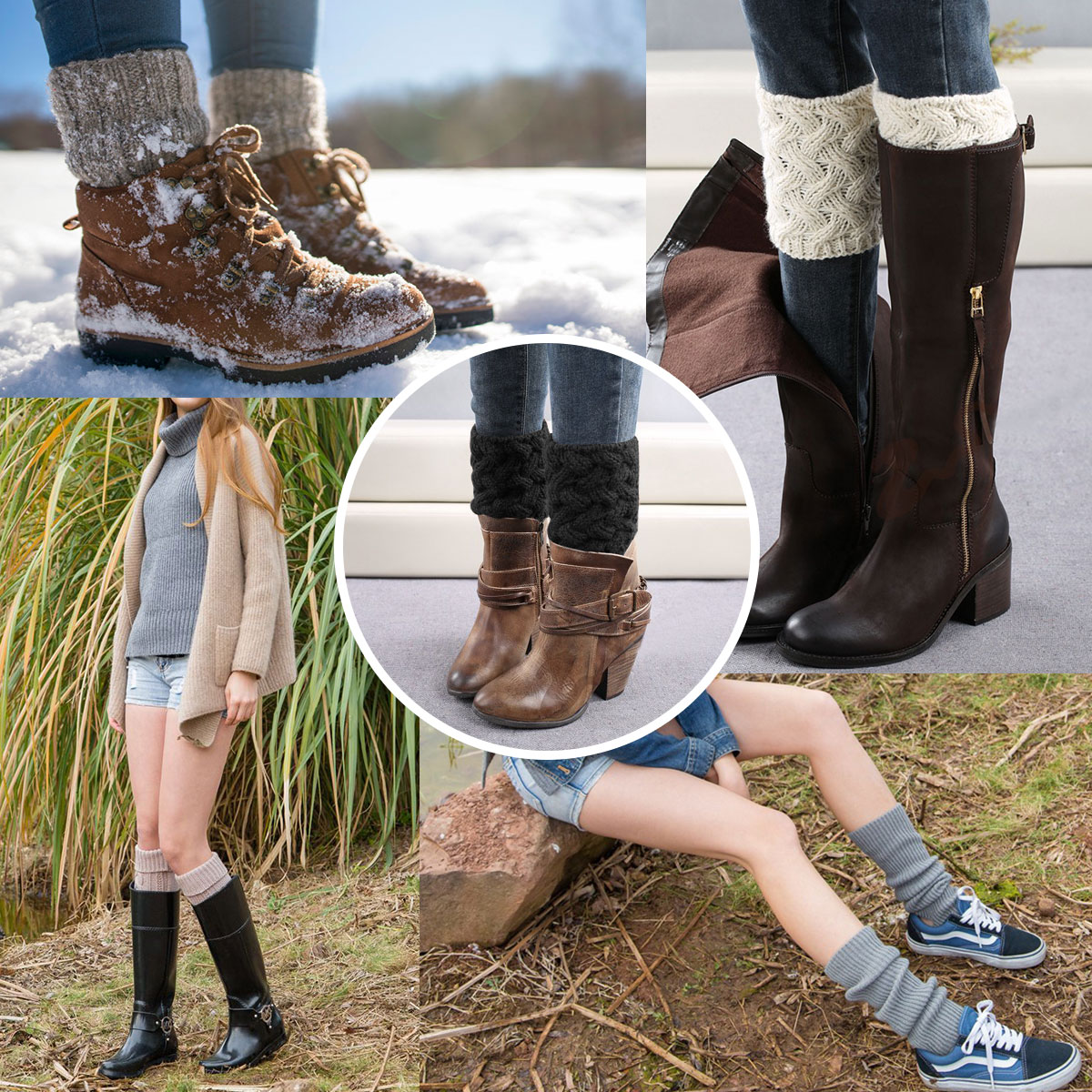 boot warmers for women