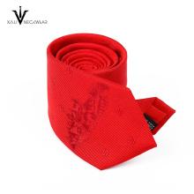 Vente chaude Mens conçu cravate en prix bon marché