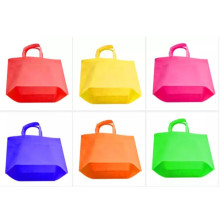 Recyclable Hand-held Nonwoven Fabric Shopping Bag