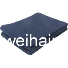 Ayuda de emergencia de refugiados lana tejido manta (NMQ-RB002)