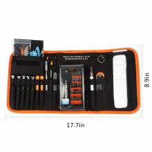 JAKEMY JM-P13 54 IN 1 Professional Repair Screwdriver Tool Kit Box Set with Electrician tool bag DIY repair tool kit for i8/iX