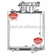 China aluminum tube radiator for MAN truck radiator TG-A(02-) 1996 OE:81061016459