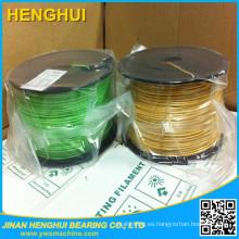 Filamento ABS / PLA para la impresora 3D 17.5 / 3mm Filament Aprobación RoHS