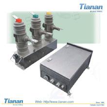 ZW32-12 / M serie permanente al aire libre de alta vacío disyuntor permanente imán