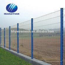 exportation soudée de barrière de maille à la centrale électrique du Japon protègent la barrière galvanisée de barrière