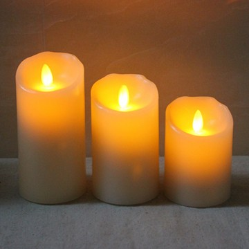Luminara fireless candle