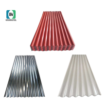 18 Gauge Corrugated Steel Roofing Tile