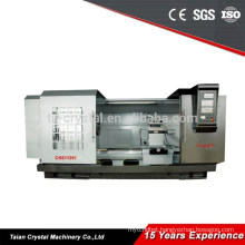 Heavy Duty CNC Horizontal Long Bed Lathe for Sale CK61125E