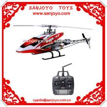 SJY-SKL-HWX3V WASP X3V 3-AXIS flybarless LCD 2.4GHz RTF (HWX3V-03) mini rc helicóptero