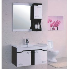 80cm PVC Bathroom Cabinet Furniture (B-520)