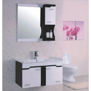 80cm PVC Bathroom Cabinet Furniture (B-520)