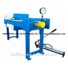 Leo Filter Press 470 Presse-filtre de petite capacité