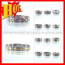 Hot Sale Germanium Magnetic Titanium Bracelet