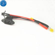 2pin 3pin male and female connector custom wiring harness