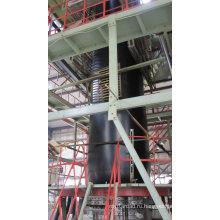 Черный HDPE пластиковый лист поставщиков ПВД Геомембраны