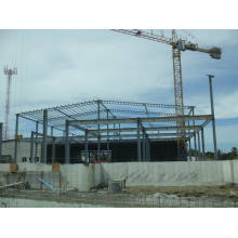 Prefabricated Steel Frame Warehouse (XGZ14-058)