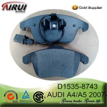 Semi-metallic Brake Pad for AUDI A4 Allroad Estate,A4 Avant,A5 Convertible,A5 Sportback
