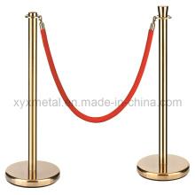 High Grade Hotel Hanging Rope Belt Barrier