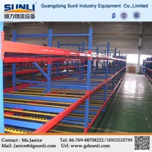 Pallet Carton Flow Warehouse Rack Numbering System