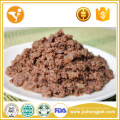 China Fábrica de Venta de Alimentos para Animales de Compañía Alimento para Perros de Precio Bajo Conservado Mojado