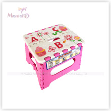 Portable Cartoon Plastic Stool Baby Seat