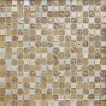 Mosaico de vidrio de 4 mm para pared