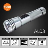 IP68 100 meter powerful magnetic switch waterproof diving led flashlight