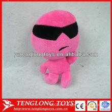 Nuevo producto relleno ninja juguete de moda de dibujos animados muñeca de peluche
