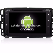 "7""car dvd player,factory directly !Quad core,GPS,radio,bluetooth for GMC"