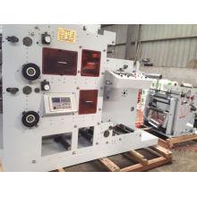 Máquina de impressão flexográfica (ZB-320-2C) 2 cores