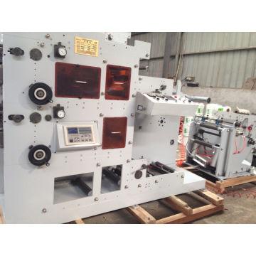 Flexographic Printing Machine (ZB-320-2C) 2 Color