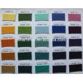 Usine En Gros 55% soie 45% Cachemire Fil utilisé pour tricoter