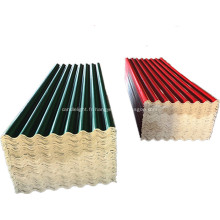 Feuille de toiture Mgo écoénergétique résistante à la corrosion
