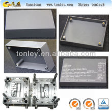 ABS fire protection plastic electrical machine box injection mould