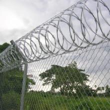 Razor Wire Fence-Concertina Coil Type