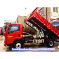 SINOTRUK 4x2 Light Dump Truk Tipper Truck