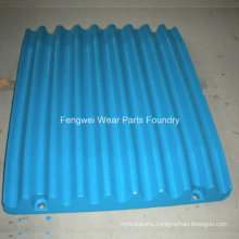 High Mn Jaw Crusher Spare Wear Parts for Jm1107jm1108jm1206jm1208jm1211