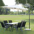 Зонт патио Открытый висячий садовый зонт