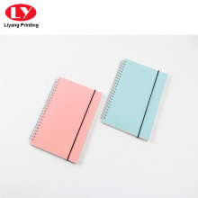 PP Cover Notebook Promotional School Notebook
