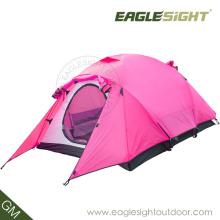 Легкая палатка для двух человек Пешие прогулки одноместная палатка светлая кожа