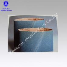 la meilleure qualité de verre polissage ceinture de ponçage